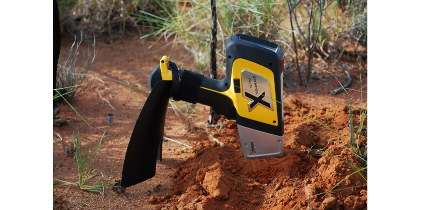 Using the Vanta Handheld XRF Analyzer to Assess Contaminated Land